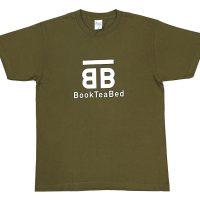 ホステル・ブッティーベッド様のロゴ入りTシャツ